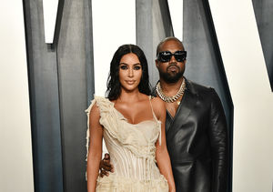 Kim Kardashian Remembers Kobe Bryant at Vanity Fair Oscar Party