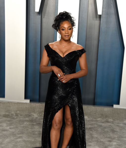 LOL! Tiffany Haddish Jokes About a Pain-Free Oscar Night