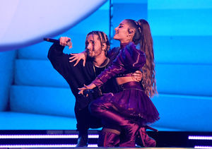 Social House's Mikey Foster Raves About Ariana Grande at Grammys 2020