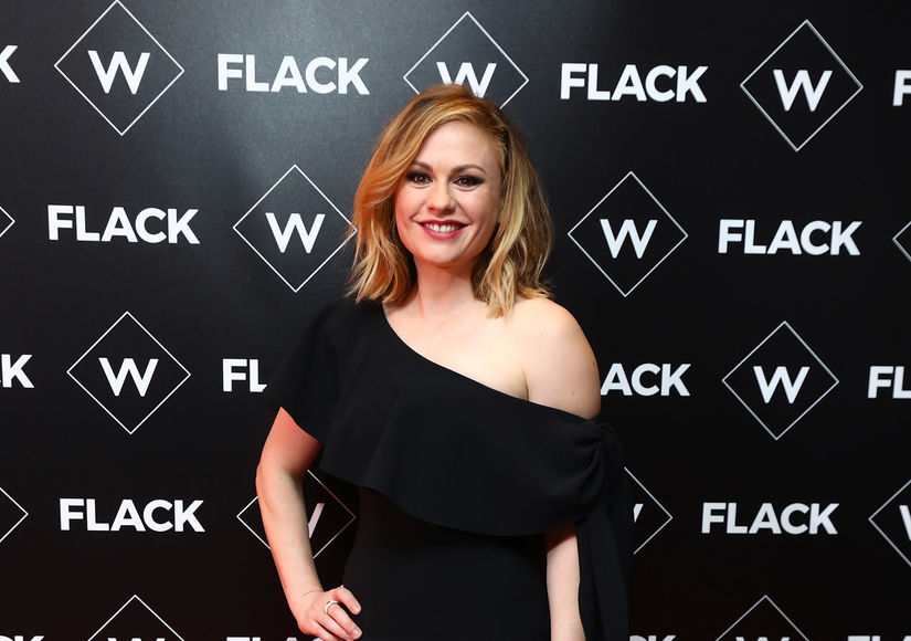 Major Drama! See the PR Disasters Anna Paquin's Character Will Face on 'Flack' Season 2