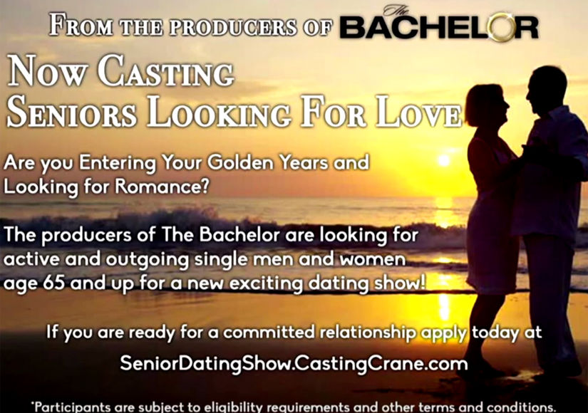 'Bachelor' Producers Are Casting Seniors Looking for Love