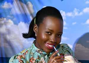 Lupita Nyong'o Talks New TV Project, Plus: The Card She Uses for Guilt-Free…