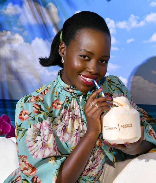 Lupita Nyong'o Talks New TV Project, Plus: The Card She Uses for Guilt-Free Travel