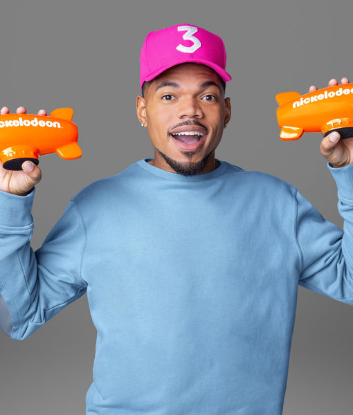 Chance the Rapper Is Hosting Nickelodeon's Kids' Choice Awards 2020