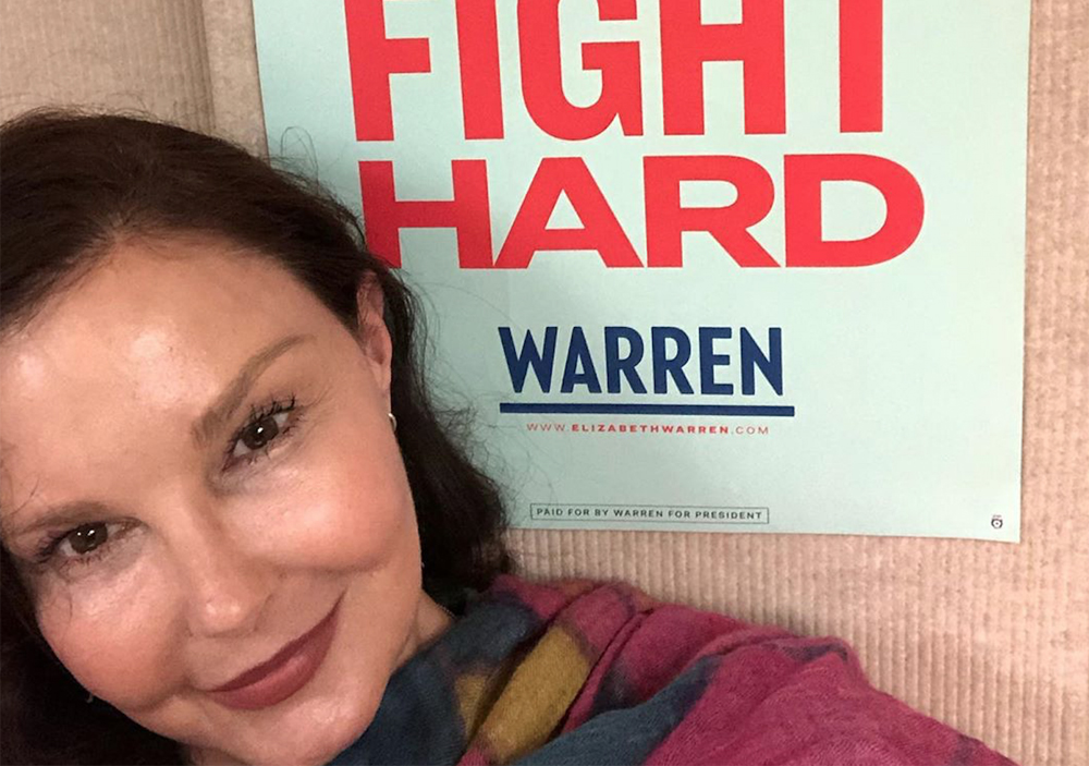 Ashley Judd Fires Back at Trolls, Explains Medical Reason She Looks Different