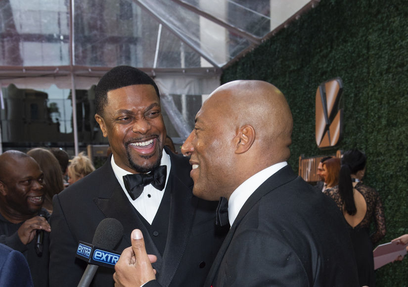 Night of Giving! A Look Inside Byron Allen's Exclusive Oscar Party 2020