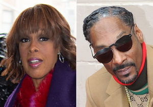 Gayle King Responds to Snoop Dogg's Apology