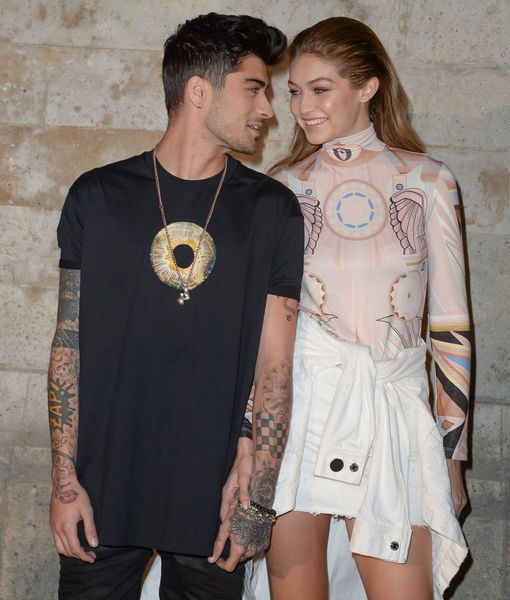 Watch Gigi Hadid Confirm She's Expecting with Zayn Malik, Plus: She Reveals Her Food Craving