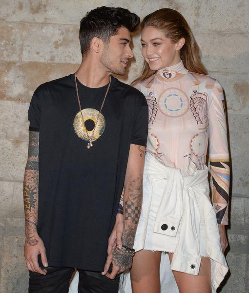Watch Gigi Hadid Confirm She's Expecting with Zayn Malik, Plus: She Reveals…