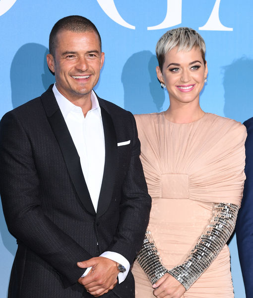 See Katy Perry's Creamy Gender Reveal: 'It's a Girl!'