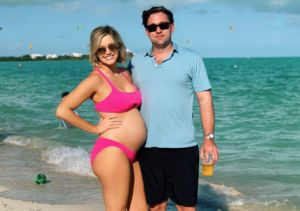 Jenna Cooper's Bikini Baby Bump and Gender Reveal!