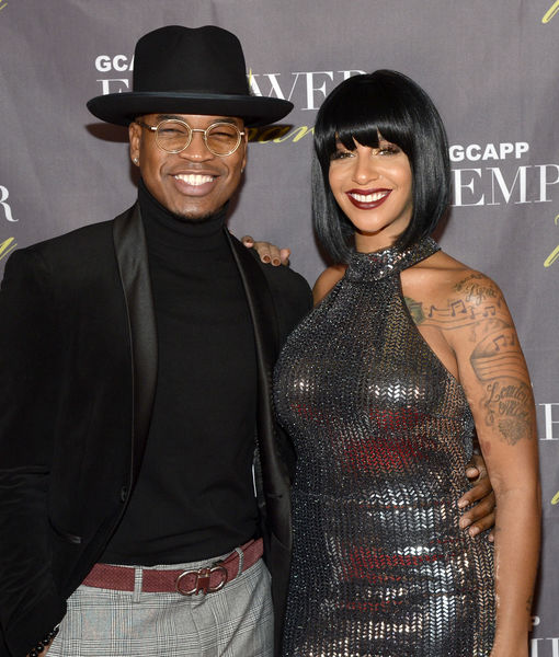 Ne-Yo & Crystal Smith Split