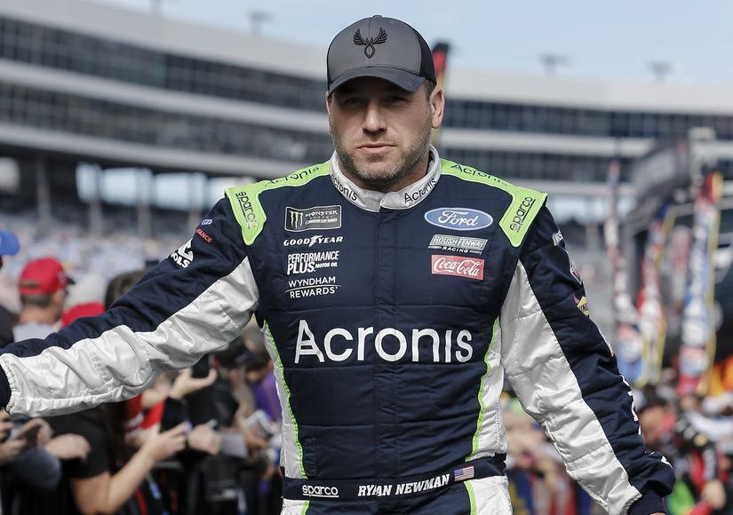 NASCAR Driver Ryan Newman Rushed to Hospital After Fiery Daytona 500 Crash