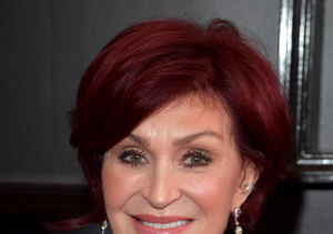 Goodbye, Red! Sharon Osbourne Debuts New White Hairdo