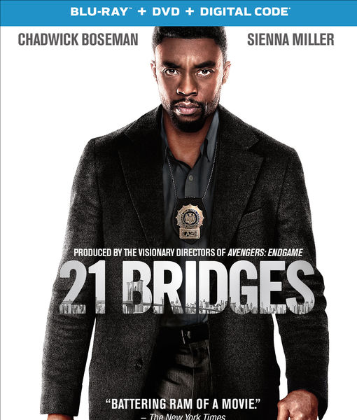 Win It! '21 Bridges' on Blu-ray, DVD, and Digital