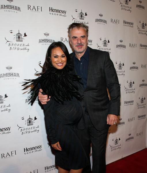 First Pic! Chris Noth Welcomes Baby #2 at 65