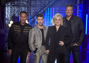 John Legend, Blake Shelton & Kelly Clarkson Roast New 'Voice'…