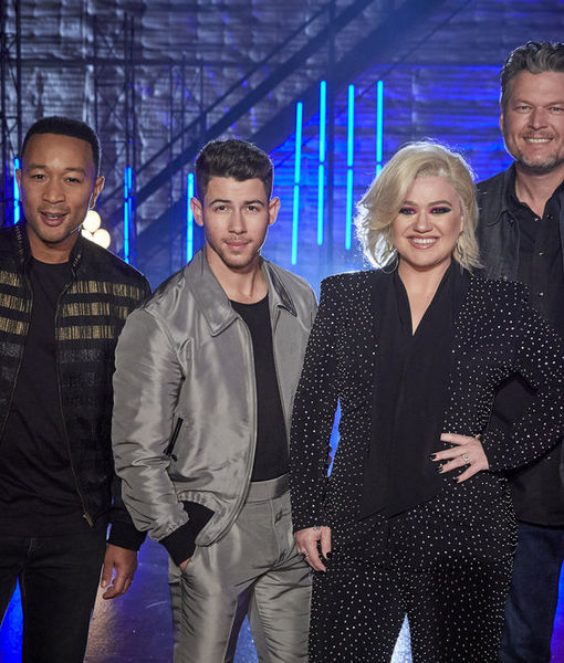 John Legend, Blake Shelton & Kelly Clarkson Roast New 'Voice' Coach…