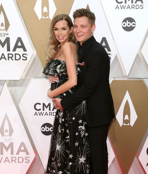 Frankie Ballard & Wife Christina Welcome Baby Girl!