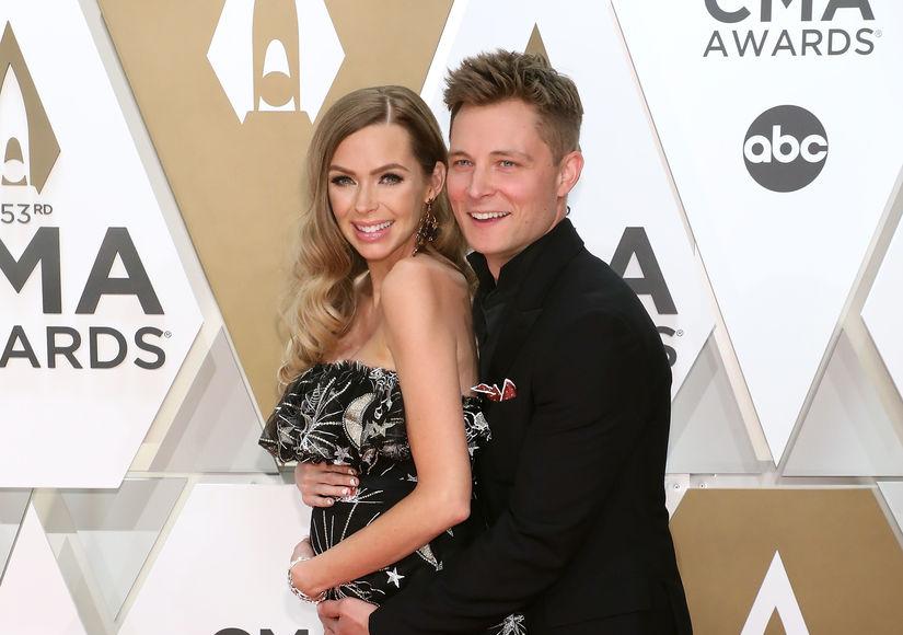 Frankie Ballard & Wife Christina Welcome Baby Girl!