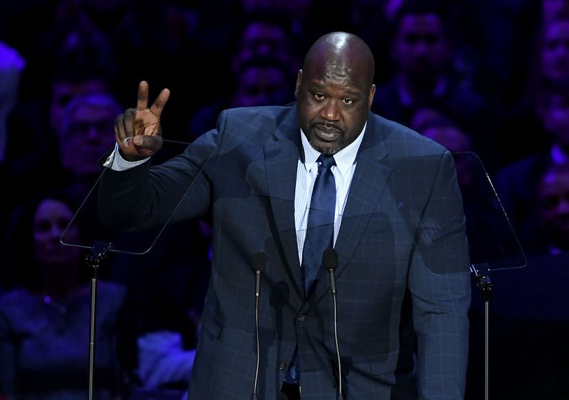 Shaq Reveals He Lost Relatives to COVID-19, Plus: His Pic of Him & Kobe as…