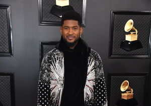 'Extra' Exclusive: Usher Talks Empowering Youth, Plus: Why He's Proud of…