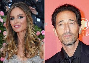 Is Harvey Weinstein's Ex-Wife Georgina Chapman Dating Actor Adrien Brody?