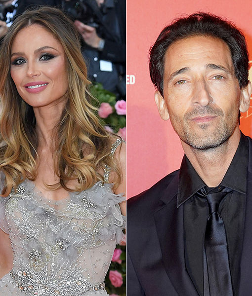 Is Harvey Weinstein's Ex-Wife Georgina Chapman Dating Actor Adrien Brody?