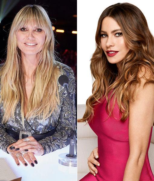 Heidi Klum Is Back on 'America's Got Talent,' and Sofía Vergara Joins as New…