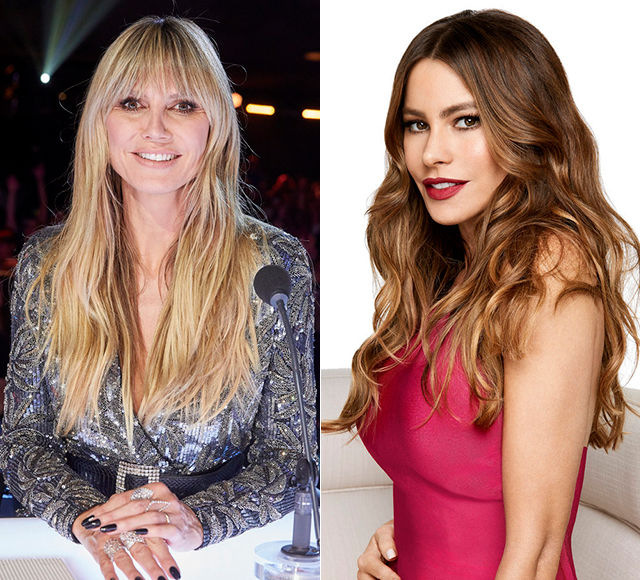 Heidi Klum Is Back on 'America's Got Talent,' and Sofía Vergara Joins as New Judge!