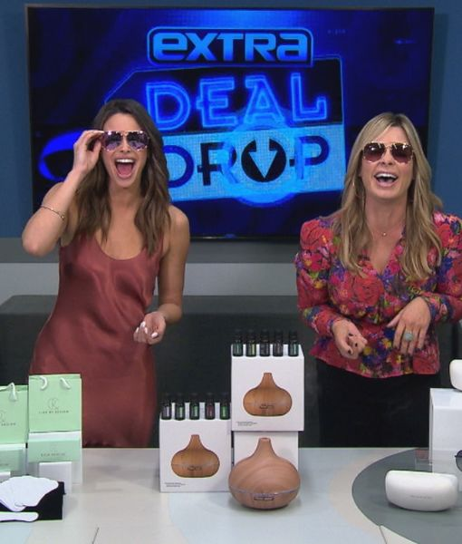 'Extra's' Deal Drop: Neck Lifts, Diffusers, and Aviator Sunglasses