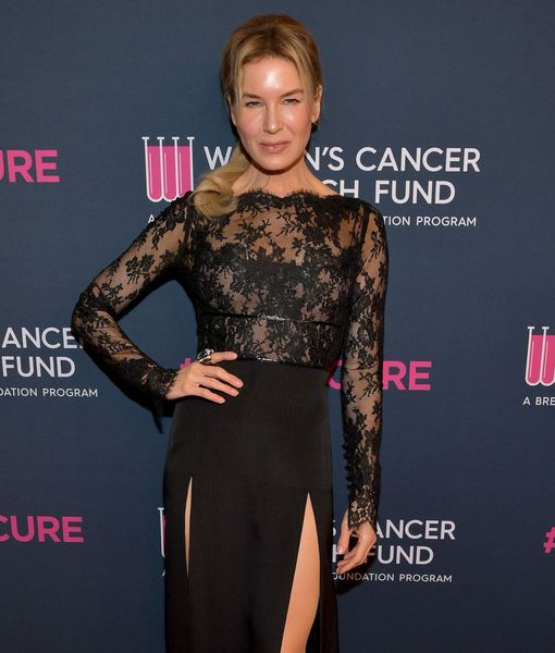 Renée Zellweger Talks Oscar Win, Plus: Her Cancer Research Work
