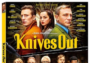 Win It! 'Knives Out' on 4K