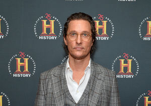 Matthew McConaughey Reacts to Brad Pitt & Jennifer Aniston's…
