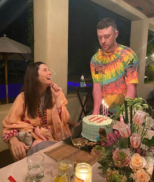 Justin Timberlake Throws PJ Birthday Party for Jessica Biel