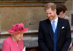 Inside Prince Harry & the Queen's Reunion After His Move to Canada