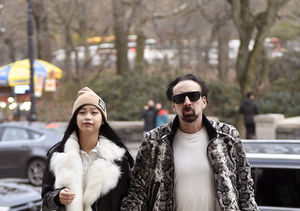 Nicolas Cage Moves on from Erika Koike — Who's His New GF?