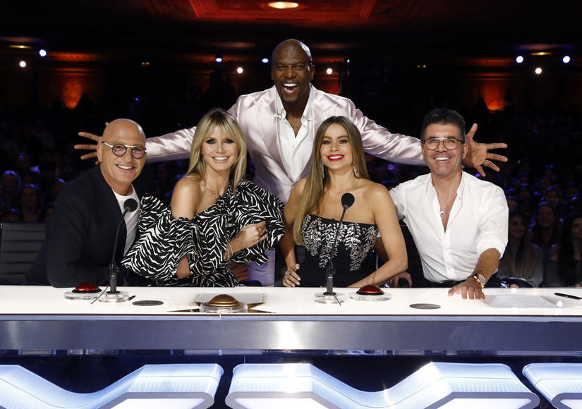 Sofía Vergara on Joining 'AGT' and Why She Likes Sitting Next to Simon