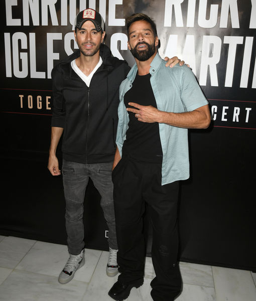 LOL! Ricky Martin & Enrique Iglesias' Hilarious Convo About Shaking Your…
