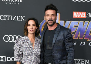Frank Grillo & Wendy Moniz Split