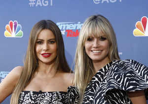 Heidi Klum Reveals Her 'AGT' Advice for Sofía Vergara