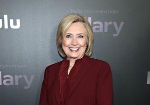 Hillary Clinton Talks Super Tuesday, Coronavirus, New Hulu Docu