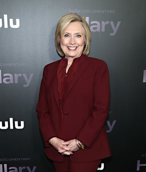 Hillary Clinton Talks Super Tuesday, Coronavirus, New Hulu Docu