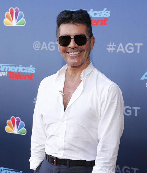 Simon Cowell Teases 'America's Got Talent' Live Shows