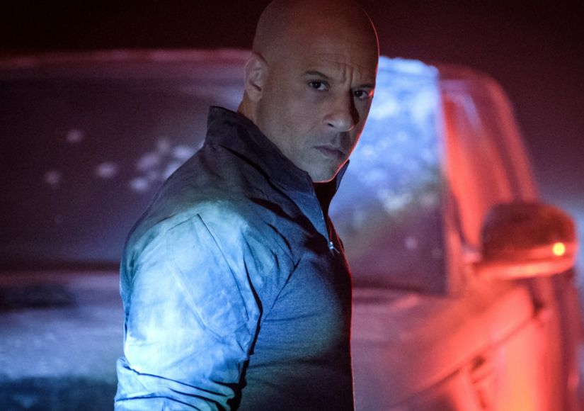 Vin Diesel Says Bloodshot Character Evokes 'Fear and Empathy,' Plus: His Take on 'Fast 9'