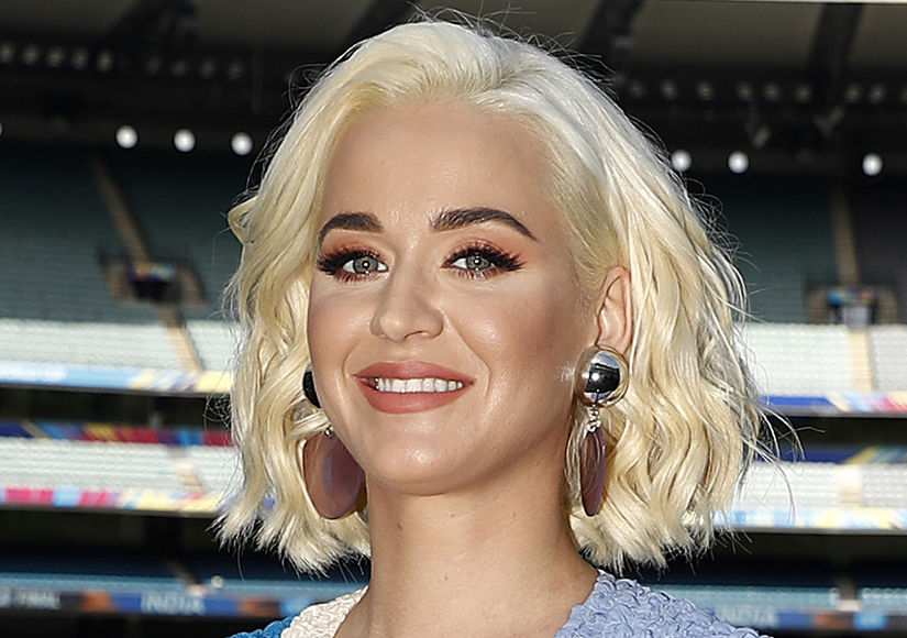 Katy Perry Shows Off Her Baby Bump —See the Pic!