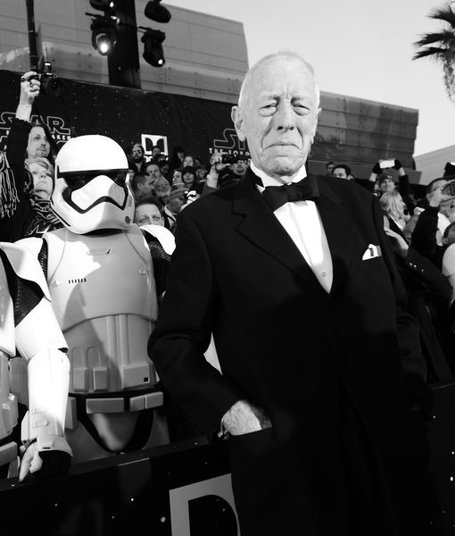 'Star Wars,' 'Exorcist' Actor Max von Sydow Dead at 90