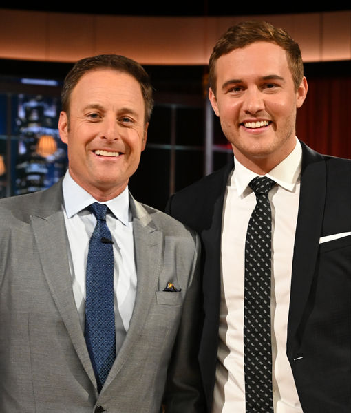 Chris Harrison on What Happened After Cameras Stopped Rolling on Wild 'Bachelor' Finale