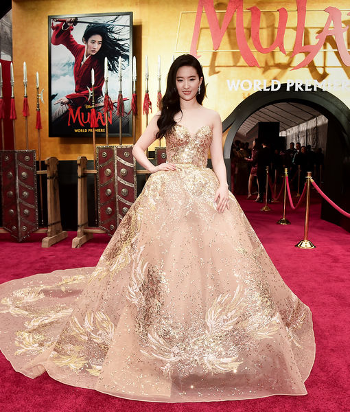 Liu Yifei Says Mulan's Courage Is in Everyone's Heart