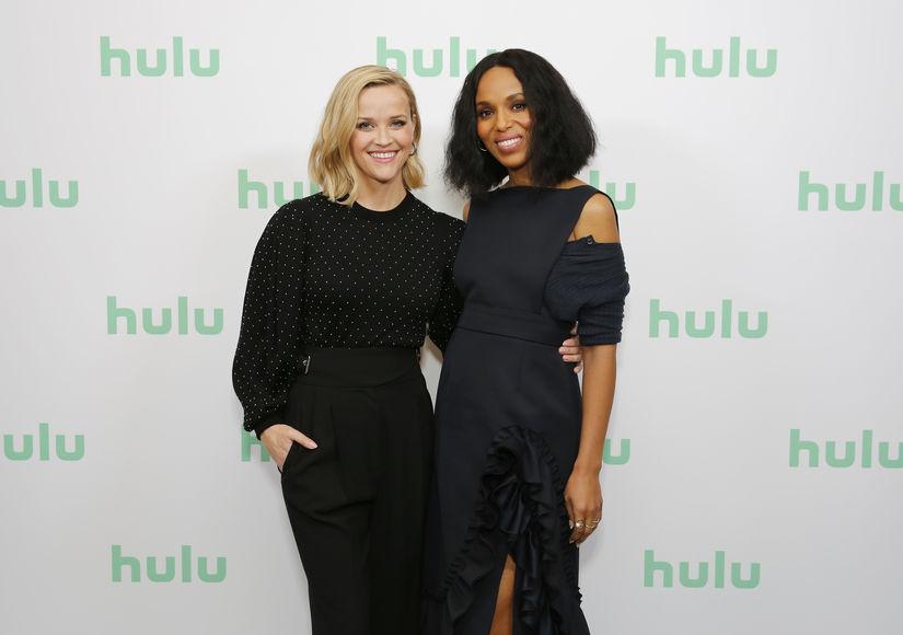 Reese Witherspoon & Kerry Washington Talk Coronavirus, Harvey Weinstein Verdict, and New Show